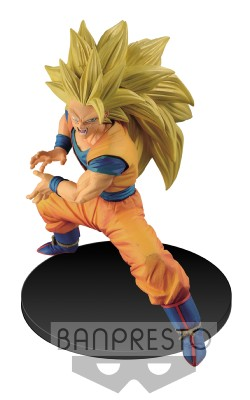 Figurine - Dragon Ball Super - Son Goku FES Vol. 4 Super Saiyan 3 Goku