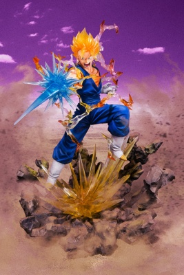 Statuette - Dragon Ball Z - Vegetto - Super Saiyan - Figuarts ZERO - 19 cm