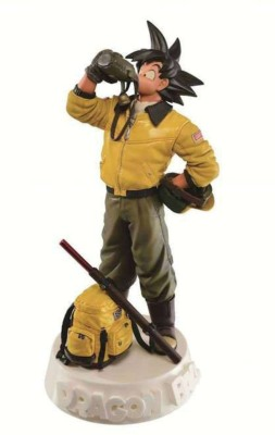 Figurine - Dragon Ball Z - SCultures Son Goku Special Color Ver. 18 cm