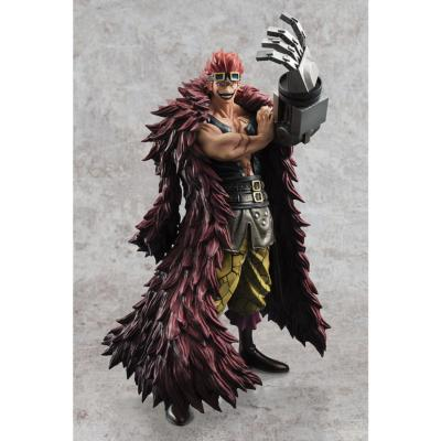 Statuette - One Piece - Excellent Model P.O.P. Eustass Captain Kid Limited Edition 25 cm