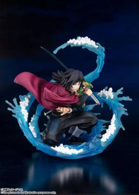 Figurine - Demon Slayer: Kimetsu no Yaiba - FiguartsZERO - Tomioka Giyu (Water Breathing) - 17 cm