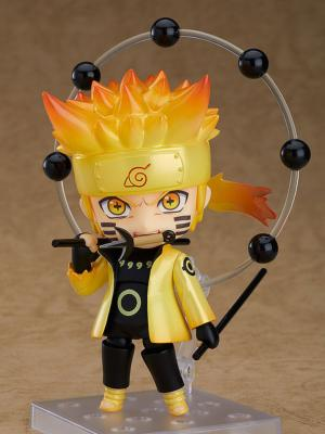 Figurine - Naruto Shippuden - Nendoroid - Naruto Uzumaki Sage of the Six Paths Ver. - 10 cm