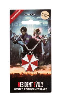 Resident Evil 2 collier Umbrella Logo