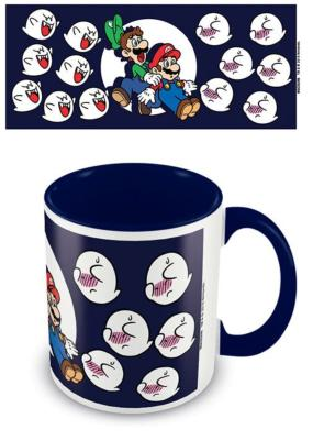 Mug - Super Mario World - Coloured Inner Boos