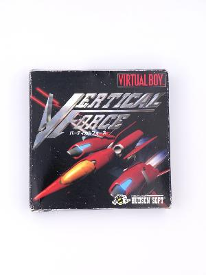Vertical Force - Virtual Boy - JAP