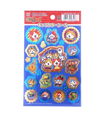 Stickers - Yo Kai Watch - Assortiment #2