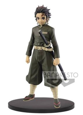 Figurine - Kimetsu no Yaiba (Demon Slayer) - Tanjiro Kamado Vol. 7 - 15 cm