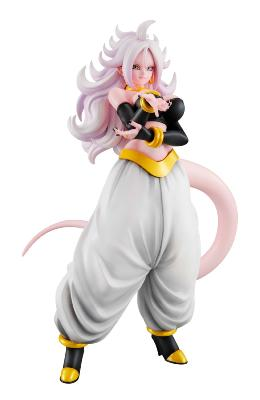 Figurine - Dragonball Gals - Megahouse - Android 21 Transformed Ver. - 21 cm