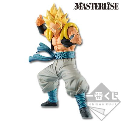 Figurine - Dragon Ball Super : Broly - Gogeta Super Saiyan - MASTERLISE - Ichiban Kuji Lot C