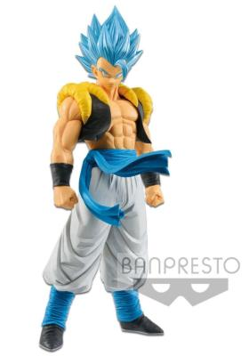 Figurine - Dragon Ball Super Broly - Grandista - Resolution of Soldiers - SSGSS Blue Gogeta - 27 cm