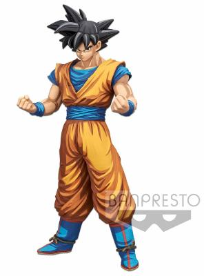 Figurine - Dragon Ball Z - Grandista - Son Goku - Manga Dimensions - 28 cm