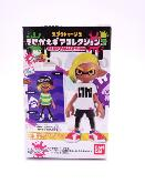 Figurine - Splatoon 2 - Gear Collection - Inkling Boy - Yellow