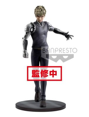 Figurine - One Punch Man - DXF - Genos - 20 cm