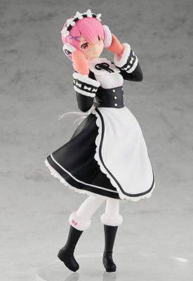 [PRECOMMANDE] Figurine - Re: Zero Starting Life in Another World - Pop Up Parade Ram: Ice Season Ver. 17 - cm
