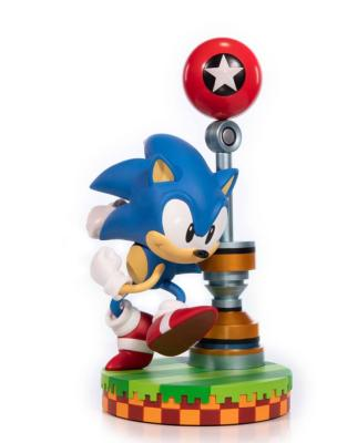 Statuette - Sonic The Hedgehog - F4F - Sonic - 28 cm