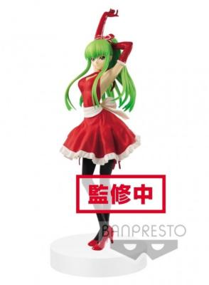 Figurine - Code Geass Lelouch of the Rebellion EXQ C.C. Apron Style 23 cm