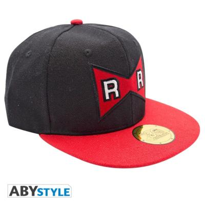 Casquette - Dragon Ball Z - Red Ribbon