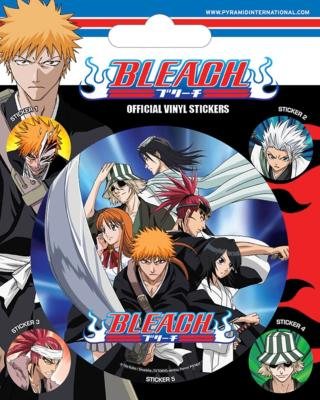Stickers - Bleach