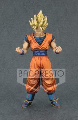 Figurine - Dragon Ball Z Grandista Super Saiyan Son Goku Manga Dimensions 28 cm