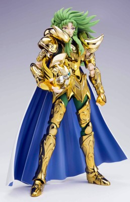 Figurine - Saint Seiya - Myth Cloth EX - Holy War - Bélier - Shion - 18 cm