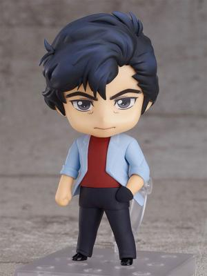 Figurine - City Hunter the Movie: Shinjuku Private Eyes - Nendoroid - Ryo Saeba - 10 cm