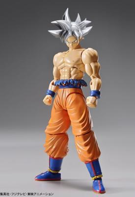 Maquette - Dragon Ball Super - Plastic Model Kit Figure-rise Standard Son Goku Ultra Instinct - 18cm