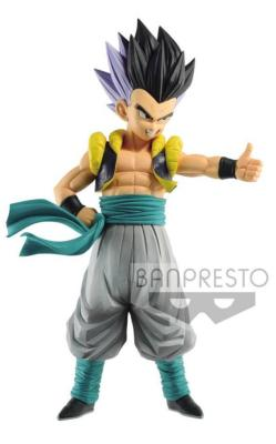 Figurine - Dragon Ball Z - Grandista Resolution of Soldiers - Gotenks - 26 cm