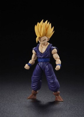 Maquette - Dragon Ball Z - Plastic Model Kit Figure-rise Standard Super Saiyan 2 Son Gohan 16 cm