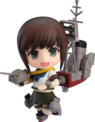 Figurine - Kantai Collection - Fubuki Kai-II - Nendoroid - 10 cm