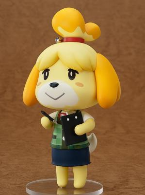 Figurine - Animal Crossing New Leaf - Nendoroid - Shizue Isabelle - 10 cm