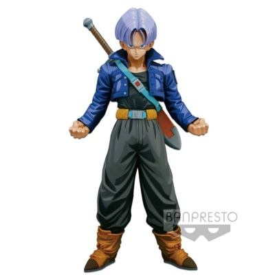 Figurine - Dragon Ball Z - Super Master Stars Piece Trunks Manga Dimensions 24 cm