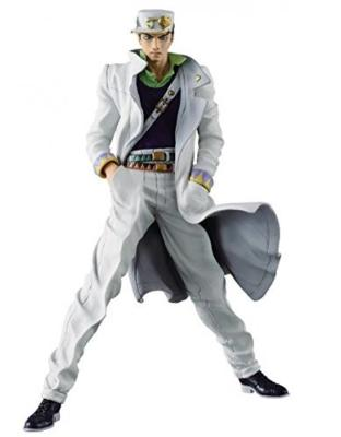 Figurine - Jojo's Bizarre Adventure Gallery Collection Record Jotaro 20cm
