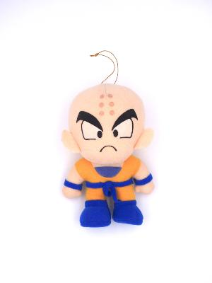 Peluche - Dragon Ball - Krilin - 16 cm