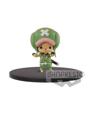 Figurine - One Piece - DXF Grandline Men - Wanokuni - Tony Tony Chopper - 8 cm