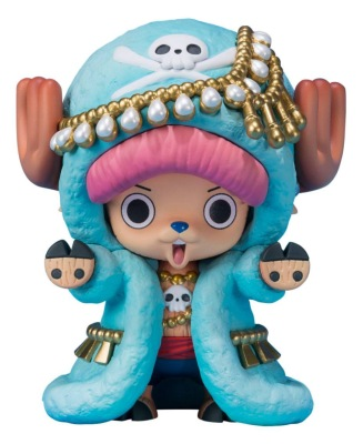 Figurine - One Piece - Tony Tony Chopper - 20th anniversaire - Figuarts ZERO - 7 cm