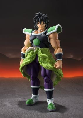 Figurine - Dragon Ball Super Broly - S.H. Figuarts - Broly - 19 cm