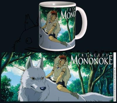 Mug - Ghibli - Princess Mononoke - 300 ml