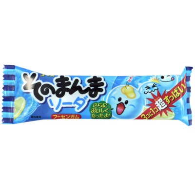 Chewing Gum Soda Soft - 14g