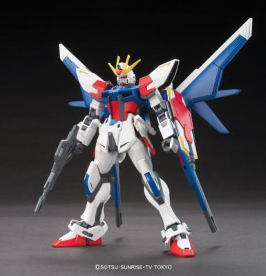 Maquette - GUNDAM - Model Kit - HG 1/144 - Build Strike Gundam Full Package - 13 CM