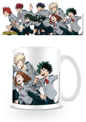 Mug - My Hero Academia - Personnages Uniformes - 300 ml