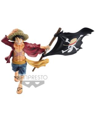 Figurine - One Piece magazine Monkey D. Luffy 22 cm