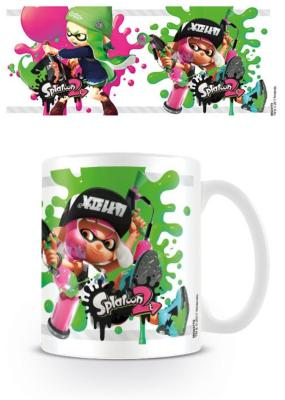 Mug - Splatoon 2 - Splat Dualies - 300 ml