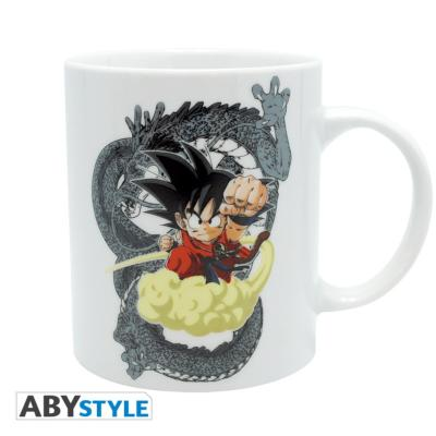 Mug - Dragon Ball - Goku & Shenron - 320 ml