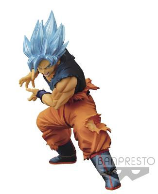 Figurine - Dragon Ball Super - Maximatic SSGSS Son Goku - 20 cm