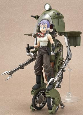 Maquette - Dragon Ball - Figure-rise Mechanics - Bulma's Variable N°19 Motorcycle - 16 cm