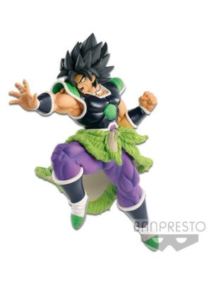 Figurine - Dragon Ball Super Ultimate Soldiers - Broly - 23 cm