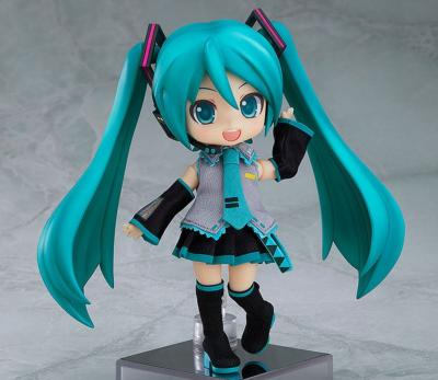 Figurine - Character Vocal Series 01 - Nendoroid Doll - Hatsune Miku - 14 cm