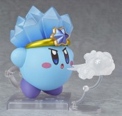 Figurine - Kirby's Dream Land - Ice Kirby - Nendoroid - 6 cm