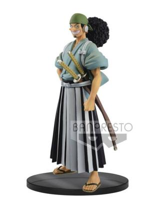 Figurine - One Piece - DXF - Grandline Men Wanokuni Vol. 1 - Usopp - 17 cm