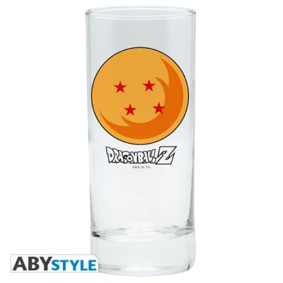 Verre - Dragon Ball Z - boule de cristal - 29 cl